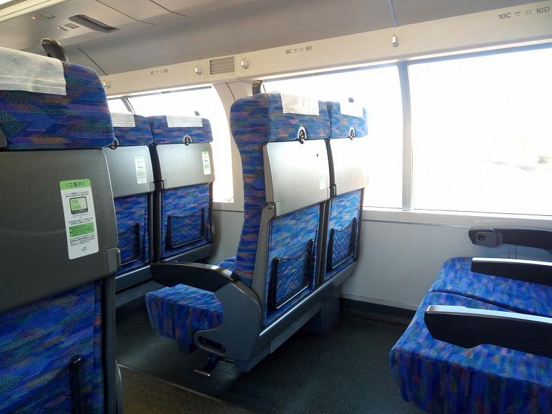 湘南新宿ライングリーン車