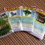 固定種の野菜ベランダ栽培に挑戦しました ~2016年秋冬野菜まとめ