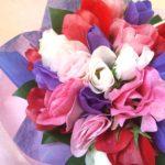 こんな花束の贈り方はいかが?単品花束のススメ。