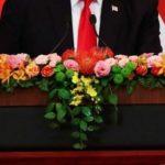 トランプ大統領アジア歴訪!各国のおもてなし花をまとめてみたよ