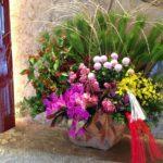 一流ホテルのお正月花はどんな感じ?都内高級ホテルのお正月装飾を見てきました!【2018年版】